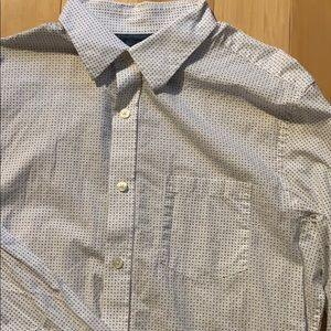 Like New Banana Republic button down shirt